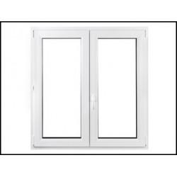 Pvc fönster 2-luft...