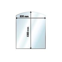 Golvglas 1000x800