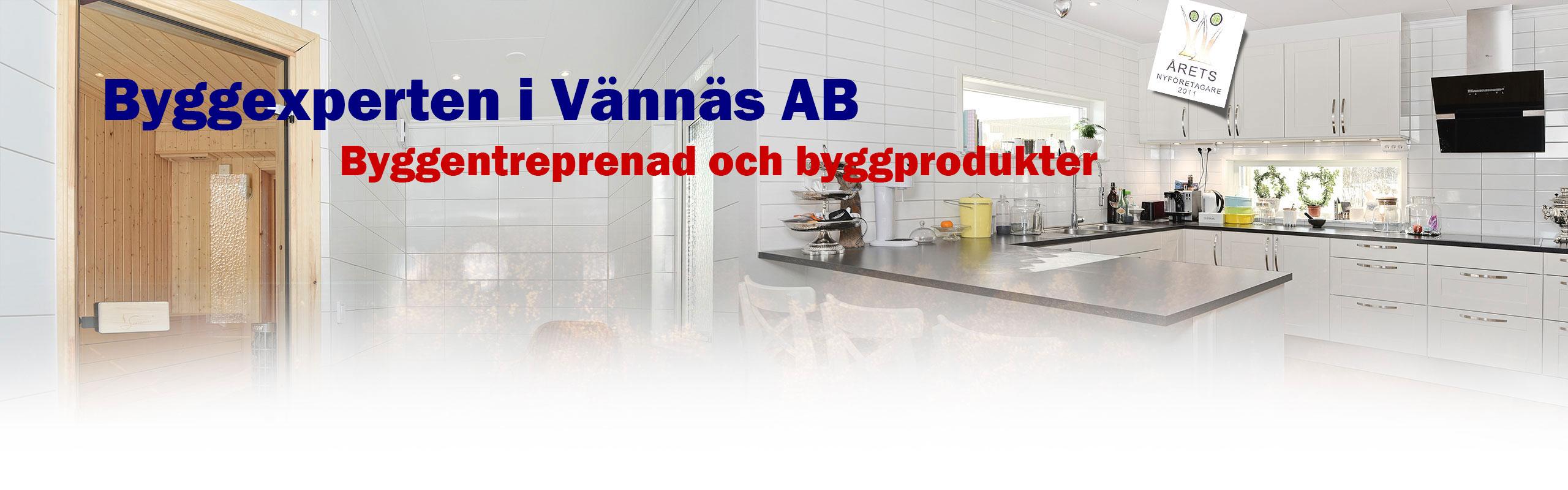 Byggexperten i Vännäs AB
